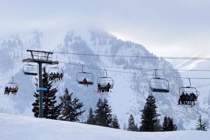 Get pleasure from a White Christmas in La Tania