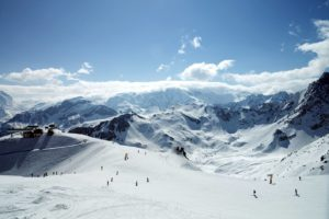 Safety Amenities of a Ski Trip Vacation spot