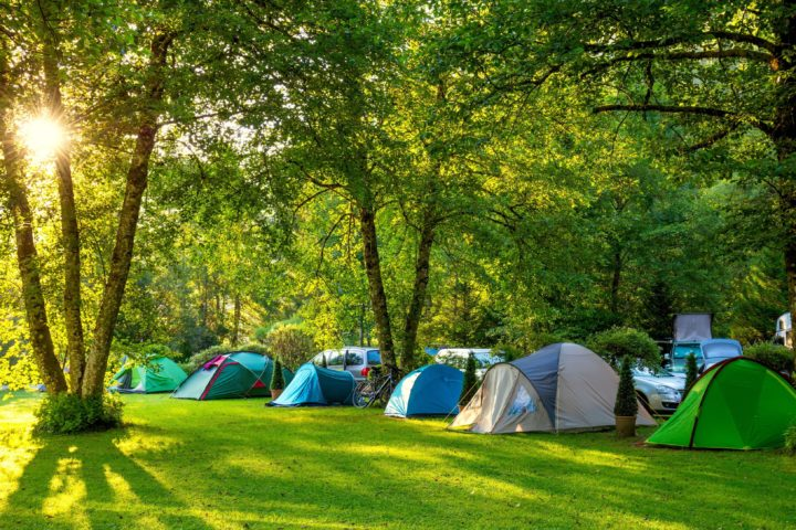 Setting Up Your RV at an RV Campground