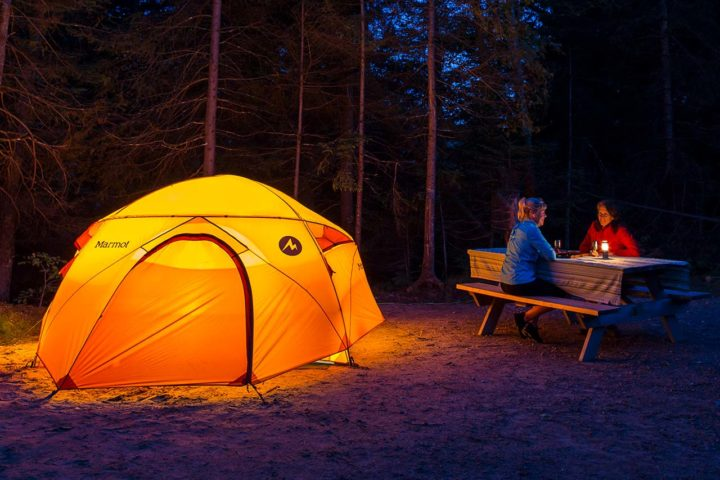 Suggestions for Tent Tenting in a Truck