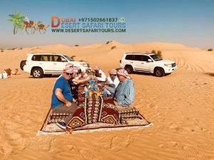 Find the best desert Safari encounters in Dubai.