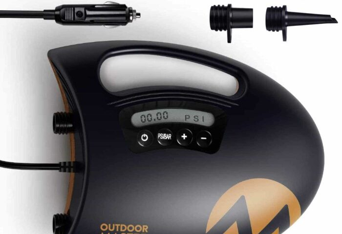 Why Electric SUP Pumps are Better than Manual Pumps