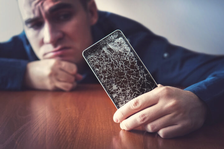 Why have a faulty cellphone checked?